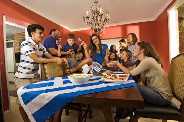 Study in Greece Rhodes