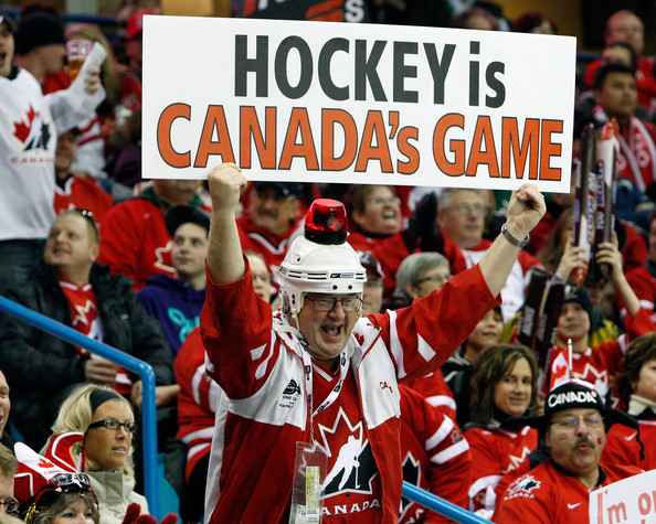 canada hockey Study
