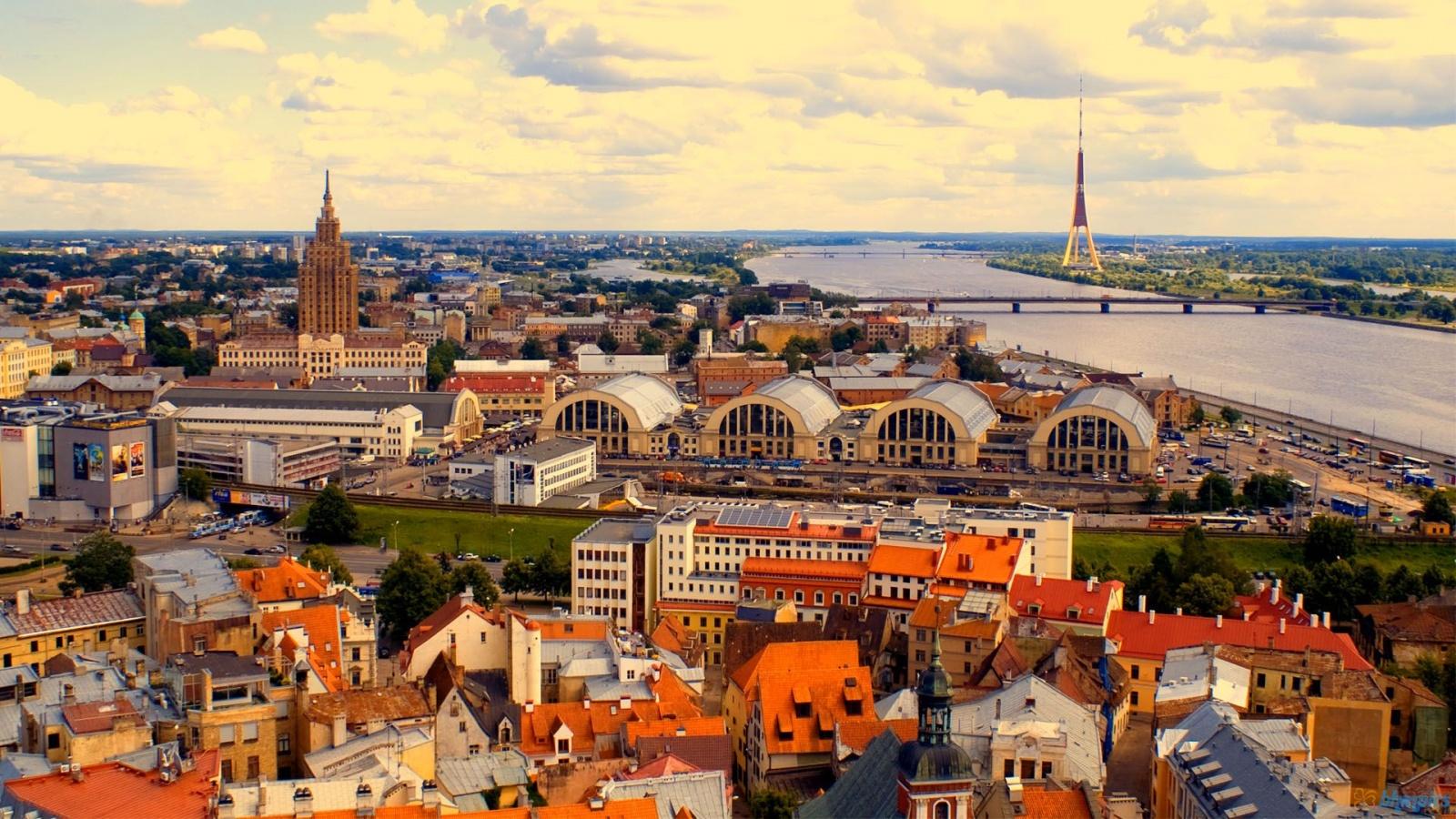 Study in Riga Latvia